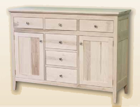 Mission Sideboard by Traditional Craftsmenship